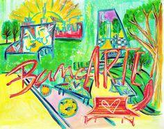 """VOTEN EN INIPOP!!Apoyar a """"Bancarte"""" es una forma de bancar el Arte, de bancar tu Ciudad, y, sobre todo, de bancar los espacios públicos; porque son tuyos, son nuestros y también de todos. En un dia ya hay mucho movimiento para que haya mas y empecemos a encontrar bancos intervenidos con ARTE!! http://www.inipop.com/Cultura/6139-bancarte-arte-y-color-en-espacios-pblicos"""