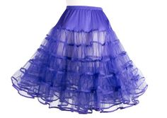 #1 Rated 50's Petticoat for Women, by Malco Modes. Knee-length crinoline for poodle skirts or vintage dresses. Tulle skirt with vintage style. Plus size available - Purple Petticoat Malco Modes http://www.amazon.com/dp/B005VU1QDO/ref=cm_sw_r_pi_dp_DlqVwb1YP82BG
