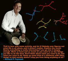 Feynman's message