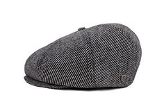 b8a3ab8a032 Brixton Men s Brood Newsboy Snap Hat Review