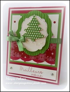 Stampin' Up! Christmas  by Maryse Pelletier