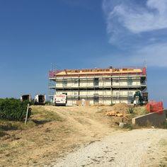 Un altra casa in legno ad Altidona nelle Marche