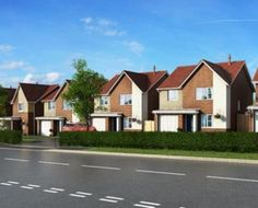 New Build Homes in Shirebrook