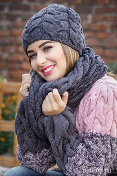 I Have Done - Afuni's Knowledge Hub Sweater Hat, Scarf Hat, Crochet Men, Crochet Hats, Chunky Scarves, Chunky Knits, Winter Hats For Women, Knitting Accessories, Lace Knitting