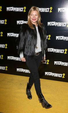 Kate Moss Photos: 'Pitch Perfect 2' - VIP Screening