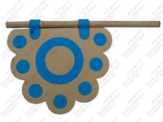 Buy eco friendly handmade hand fan 8 Inch shop online with Handicraftshop.in
