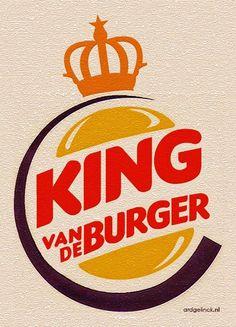 King van de Burger - Koningsdag