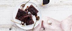 Vegan Treats, Vegan Foods, Christmas Cooking, Delicious Vegan Recipes, Something Sweet, Berries, Recipies, Goodies, Chocolate