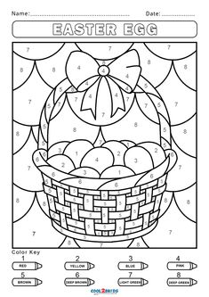 Free Activity Pages For Kids Free Printables, Easter Coloring Pages Printable, Easter Coloring Sheets, Easter Worksheets, Spring Coloring Pages, Thanksgiving Coloring Pages, Easter Colouring, Easter Activities, Halloween Coloring