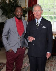 Prince Charles & Will.i.am