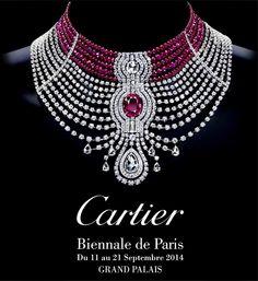 Esplendido collar de Cartier