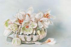 best age models by Lizzy Pe on 500px Pastel Bouquet, Estilo Shabby Chic, Still Life, Decoupage, Glass Vase, Delicate, Pretty, Flowers, Artwork