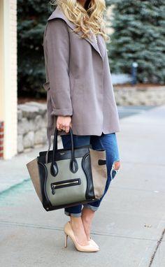 Celine on Pinterest | Celine Bag, Daria Werbowy and Juergen Teller