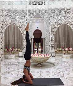 Gratitude!! #BodyByIza in Marrakesh! Good morning World Gratidão!! #BodyByIza em Marrakesh!! Bom dia!! #morning #marrocos #royalmansour #spa #yoga #innerpeace #blessed #grateful by iza_goulart
