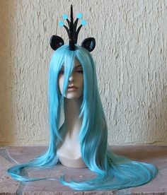 Queen Chrysalis costume wig  my little pony costume / by GimmCat,