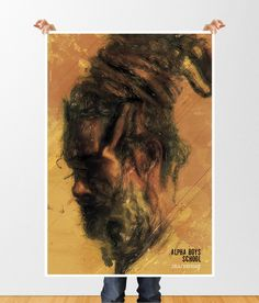 Reggae Poster Contest 2012 by Dimitris Evagelou, via Behance