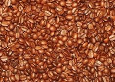 There are three ladybugs and three child faces hidden among the coffee grains. Can you spot them?