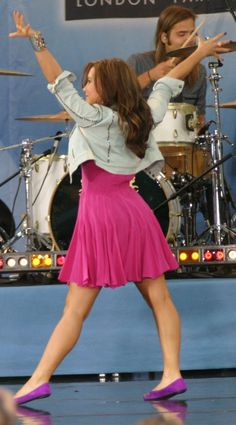 Demi Lovato - Good Morning America 2010