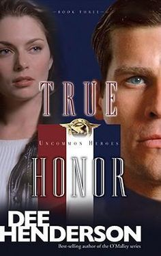 Dee Henderson - True Honor and the series is also a favorite fiction read.