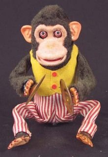 Monkey Wind up toy