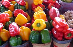 Potential Health Benefits of Peppers