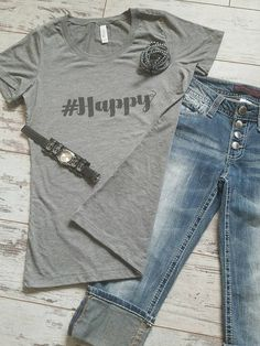 Check out this item in my Etsy shop https://www.etsy.com/listing/476642320/too-cute-happy-comfy-tee