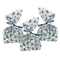 Why did I not know these existed back in my DG days??  Nautical Wedding Bags - OrientalTrading.com