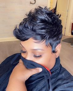 Pixie Styles, Short Styles, Hair Styles, Pixie Cuts, Short Pixie, Short Hairstyles, Haircuts, Hair Makeup, Stylists