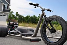Trike daddy customs drift trike