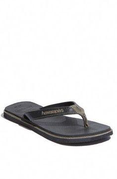 1b962abd0158 Havianas  Urban Premium  Flip Flop (Men) available at  Nordstrom   flipflopsOutfit