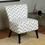 I love this chair! It is a nice way to get a room a suttle pop! ....Alina Accent Chair