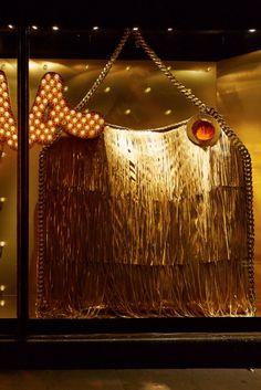 Harrods Launches Celebration Of Handbags With Iconic Designer Windows