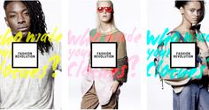 What is Fashion Revolution Day? 4.24.14 www.FashionRevolutionUSA.org #insideout