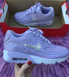 newest 9f8cb 5e290 100% AUTHENTIC NIKES. ✦ 100% AUTHENTIC SWAROVSKI CRYSTALS. BRAND NEW IN BOX