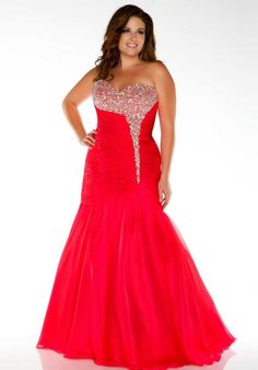 Fabulouss Plus Size 64473F at Prom Dress Shop
