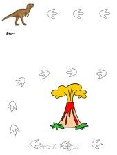 dinosaur preK ideas