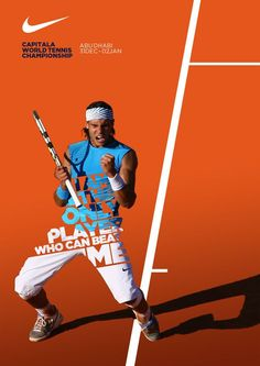 Nike Tennis Poster Nike Tennis New Posters by