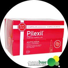 Pilexil anticaída del cabello 15 ampollas + 5 de regalo