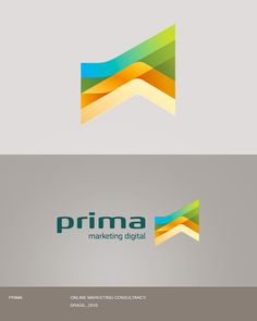 Selection of logos from 2010-2011 by Denis Olenik, via Behance