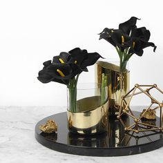 Real Touch 9 Calla Lily Bouquet in Black Tall – FloralGoods Real Touch 9 Calla Lily Bouquet in Black 13 Tall – FloralGoods Black Calla Lily, Calla Lily Flowers, Calla Lily Bouquet, Silk Flowers, Calla Lilies, Flower Bouquets, Cactus Flower, Exotic Flowers, Flowers Garden
