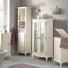 Florence Bathroom Furniture Collection | Dunelm