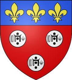 Chartres, Prefecture of Eure-et-Loir (France), Region: Centre-Val de Loire #Chartres #EureetLoir #France (L15799)
