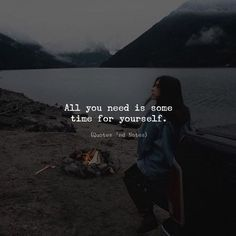 All you need is some time for yourself. Ayushi Goswami via (http://ift.tt/2yeRlPy)
