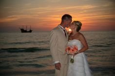 Wedding at Sandpearl, Clearwater Beach http://celebrationsoftampabay.com/videographers-clearwater-beach/
