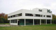公開授業 「建築家ル・コルビジェの作品」の画像:建築家への道 - Farmers Blog -