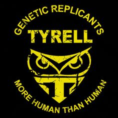 tyrell logo | Buy at Uber Torso