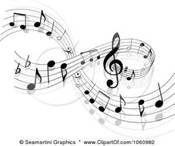 music notes clip art.