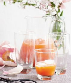 Skin sunriserecipe from JUICE by Liz Earle featured in Daily Mail Online