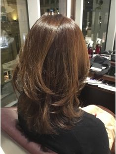 42 Ideas haircut 2019 thick hair for 2019 Medium Thin Hair, Short Thin Hair, Long Hair With Bangs, Long Layered Hair, Long Hair Cuts, Medium Hair Styles, Short Hair Styles, Thick Hair, Hair Cut Pic