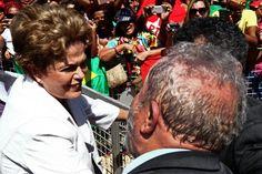 """Pregopontocom Tudo: Dilma diz a manifestantes"""" - Estou vivendo a dor da traição e da injustiça""""..."""